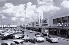 The place to go on a hot Summer day - The mall! Here's Colonial Plaza Mall in Orlando in the mid 1960s. The Publix moved from it's much smaller location on Mills Avenue to Colonial Plaza. The build...