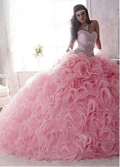 e6c7d862f72a1 Buy discount Marvelous 2 In 1 Lace & Organza Sweetheart Neckline Ball  Gown Quinceanera Dresses