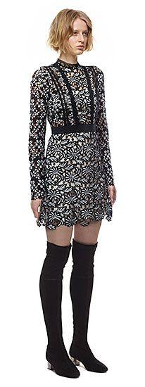 Antoinette Mini Dress