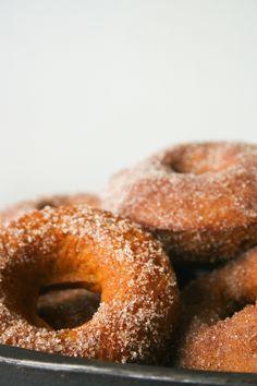 Baked Pumpkin Donut