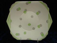 Shelley china regent plate
