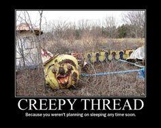 Chernobyl, I believe. (shudder)