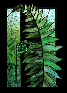 Teresa Seaton Stained Glass Gallery Florals #StainedGlasses