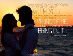 I love you! #Quote #Love #Valentine's Day