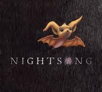 NIGHTSONG is a writing mentor text for sensory words, word choice, specificity, vivid verbs.