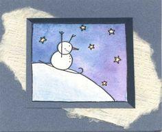 Snowman - Rubbermoon