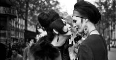 Stunning Photos Capture The Lives Of Glamorous Trans Women In 1960s Paris
