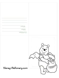 Free printable writing paper, free stationery templates