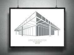 Archiposters Wonderfully Show Off Some Of The World's Best Architecture - UltraLinx