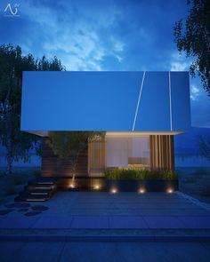 Encuentra las mejores ideas e inspiración para el hogar. Casa Valle Verde por 21arquitectos | homify