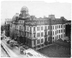 [Former Municipal Building and Kings County Courthouse]