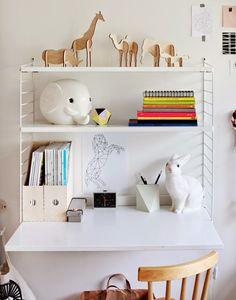 skrivbord för små rum - Buscar con Google