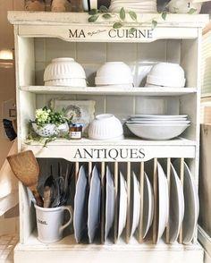 キッチン改造*普段使い用の食器棚を作って水周りをすっきりおしゃれにさせる*|LIMIA (リミア)
