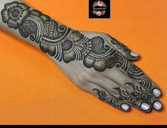 Mehandi Designs, Hand Henna, Hand Tattoos