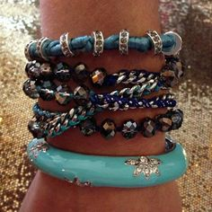 #chloeandisabel #armswag #stackyourstyle #jewelry #contest