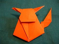 How to Make an Origami Pokemon (37 Steps)