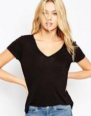 ASOS The New Forever T-Shirt In Soft Touch