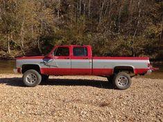 Gm Trucks, Cool Trucks, Pickup Trucks, Chevy Metal, Square Body, Chevrolet Trucks, Dream Cars, Squares, Draw