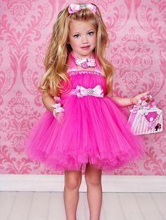 Barbie Tutu Halloween Costume/Dress - Size 6M - 5T on Etsy, $58.00