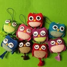 buhos crochet patrones - Buscar con Google