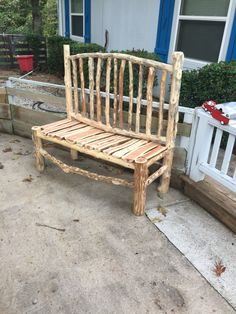 Cedar Lawn Bench