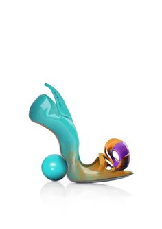 sphere heel - shoes by Safa Şahin