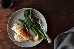 A one-pot technique for the most tender roast chicken, with the most strangely appealing sauce.
