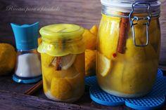 Conserva de Limão - http://gostinhos.com/conserva-de-limao/