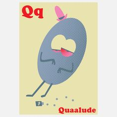Letter Q now featured on Fab.