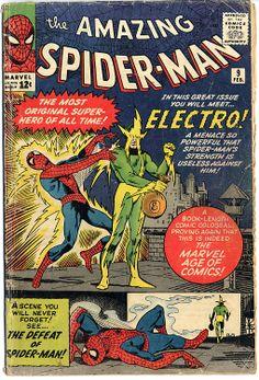 Spiderman: el poder de electro https://www.facebook.com/BibliotequesUniversitatValencia/posts/393622404112844