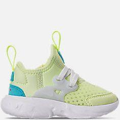 Kids' Toddler Nike React Presto Running Shoes Toddler Adidas, Toddler Nikes, Toddler Boys, Kids, Adidas Originals, The Originals, Nike Huarache, Smooth Leather, Scarlet