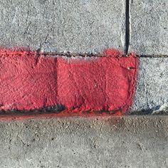 #Oakland #curb #gutter #cement #concrete #asphaltart #lineart #urban #urbanart #urbanarcheology #pavement #hardscape #streetart #modern #modernist #accidentalart #abstractart #abstract #art  #lookdown #unintentionalart #unexpectedart #learnminimalism #minimalist #minimal #uniminimal #asphaltography #roadart #streetmarkings #lookdown #fall