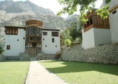 2013 Award of Distinction: Khaplu Palace, Baltistan, Pakistan