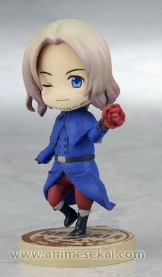 Hetalia Axis Powers - France