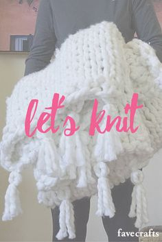 Knitting patterns that will blow your mind.