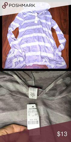 Never worn Joyce Leslie sweatshirt 🎉nwt Made from rayon and polyester nice n flowing plus super soft🎁 Joyce Leslie Tops Sweatshirts & Hoodies