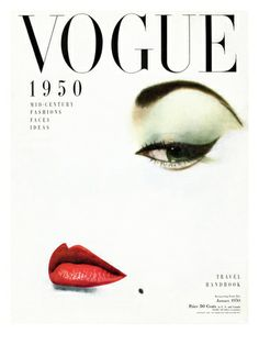 Vogue Magazine Covers Prints at the Condé Nast Collection