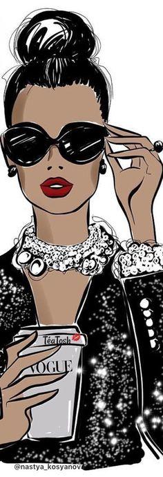 44 Ideas for fashion wallpaper illustration Illustration Mode, Fashion Illustration Sketches, Fashion Sketches, Art Illustrations, Illustration Pictures, Drawing Fashion, Portrait Illustration, Moda Wallpaper, Wallpaper Art