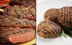 Love Bison...flavorful and healthy for you...a great combination