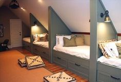 Tiny House Bunk Beds 21