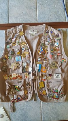 """""""Pin On Your Virginia State Parks Pride"""" Collecting souvenir pins helps keep our travel budget manageable and will become a cherished family memoir. Read more here: http://www.virginiaoutdoors.com/article/more/4966"""