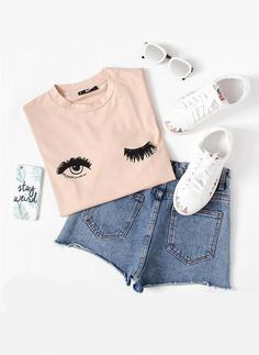 7fd10835c0 Cute Clothing Stores | Teenage Summer Fashion 2016 | Latest Top For Girls  In Fashion 20190321 · Tumblr FashionTeen FashionWomens ...
