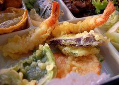 Tempura Beslag Recept, lekker met  bijv. gamba's maar ook groente als bloemkool, pastinaak enz.