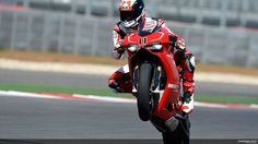 Ben Spies gets a chance to sample the Circuit of the Americas with the Ducati 1199 Panigale launch
