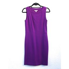 Banana Republic Purple Dress. Great condition. Lovely for fall! Banana Republic Dresses