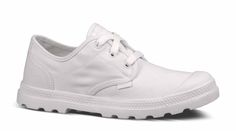 93315-154 WOMENS Pampa Oxford LP, White/White