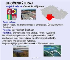 JIHOČESKÝ KRAJ :: Béčko-Tc Czech Republic, School, Children, Travel, Geometry, Young Children, Boys, Viajes, Kids