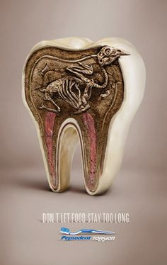 Pepsodent Torsion by Adam Pamungkas, via Behance #Ad #illustrated #design