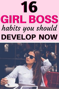 16 Boss Babe Habits to Develop Now! Are you a boss babe? Here are 16 habits every boss babe should develop! Self Development, Personal Development, Leadership Development, Vie Motivation, Boss Babe Motivation, Staff Motivation, Business Motivation, Health Motivation, Life Quotes Love