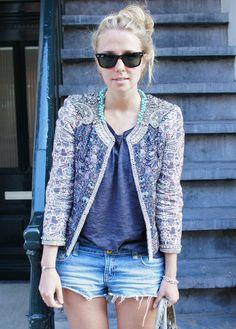 Isabel Marant Embellished Jacket